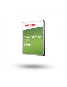"Toshiba S300 Surveillance 3.5"" 4000 GB Serial ATA III Toshiba HDWT140UZSVA - 1"