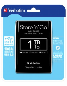 Verbatim VB-25U3-01T01 Verbatim 53023 - 1