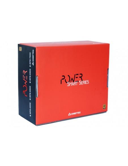 Chieftec GPS-1450C virtalähdeyksikkö 1450 W 20+4 pin ATX Musta Chieftec GPS-1450C - 2