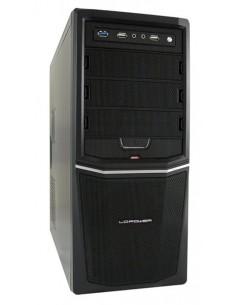 LC-Power PRO-924B - ATX Pro-Line Midi Tower Musta 350 W Lc Power LC-924B+ - 1