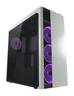 LC-Power Gaming 993W Midi Tower Musta, Valkoinen Lc Power LC-993W - 1