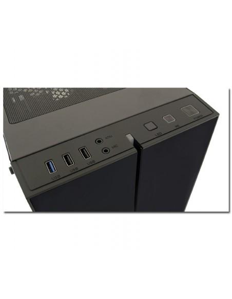 LC-Power Gaming 994B - Vitreous Midi Tower Musta Lc Power LC-994B-ON - 8