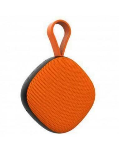 Swisstone BX 110 3 W Kannettava monokaiutin Musta, Oranssi Swisstone 450118 - 1