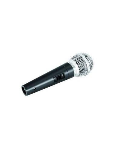Omnitronic M-60 Musta Omnitronic 13000445 - 1