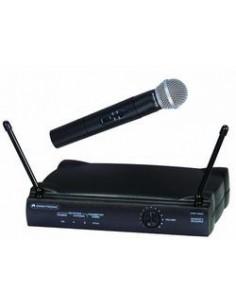 Omnitronic VHF-250 Musta Omnitronic 13073012 - 1