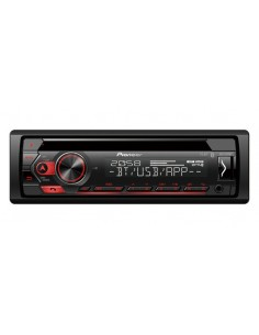 Pioneer DEH-S320BT, Bluetooth® Pioneer Smart Sync App Android, Spotify, Android, USB, Irroitettava paneeli Pioneer DEH-S320BT -