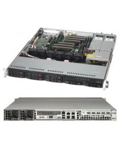 Supermicro CSE-113MFAC2-R606CB tietokonekotelo Teline Musta 600 W Supermicro CSE-113MFAC2-R606CB - 1