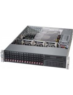 Supermicro 213AC-R920LPB Ställning Svart 920 W Supermicro CSE-213AC-R920LPB - 1