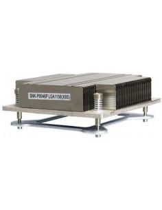 Supermicro SNK-P0046P datorkylningsutrustning Processor Radiator Grå Supermicro SNK-P0046P - 1