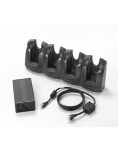 Zebra CRD5501-401CES mobiililaitteen laturi Sisätila Musta Ingram CRD5501-401CES/DM - 1