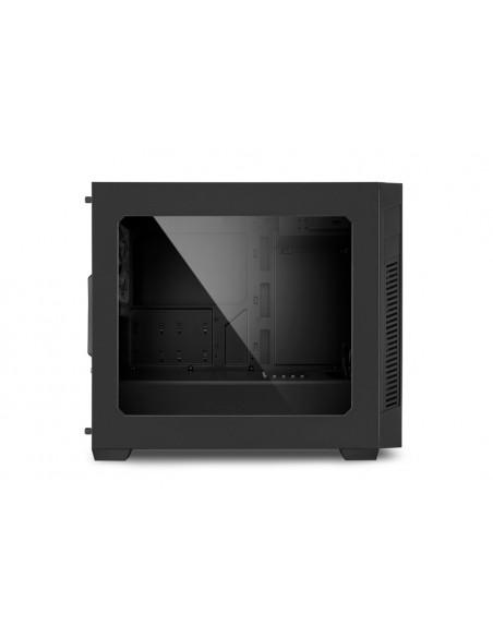 Sharkoon S1000 Window Tower Musta Sharkoon Technologies Gmbh 4044951013944 - 4