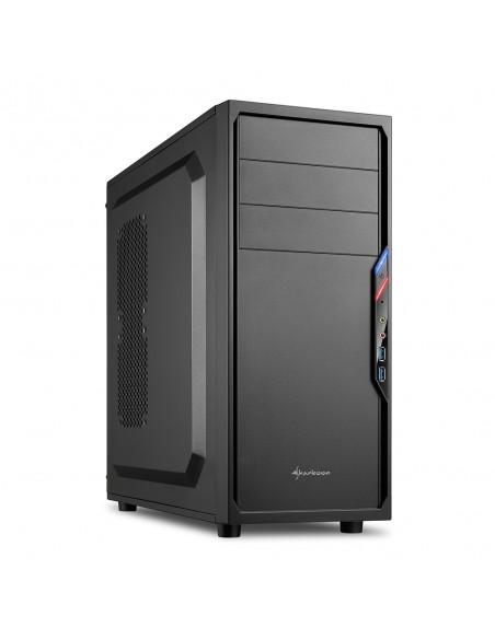 Sharkoon VS4-V Midi Tower Musta Sharkoon Technologies Gmbh 4044951016037 - 1