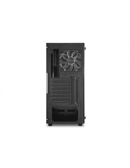 Sharkoon TG5 RGB Midi Tower Musta Sharkoon Technologies Gmbh 4044951020607 - 4