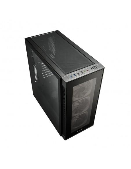 Sharkoon TG6 RGB Midi Tower Musta Sharkoon Technologies Gmbh 4044951028221 - 3