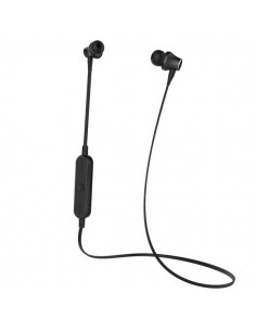 Celly BHSTEREOBK headphones/headset Kuulokkeet In-ear Musta Celly BHSTEREOBK - 1