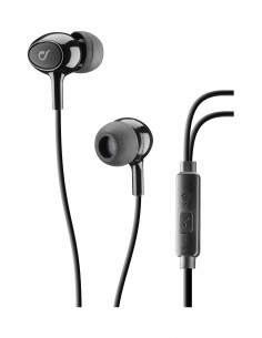 Cellularline Acoustic Kuulokkeet In-ear Musta Cellularline ACOUSTICK - 1