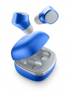 AQL Evade - Universale Kuulokkeet In-ear Sininen Cellularline BTEVADETWSB - 1