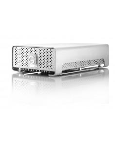 G-Technology G-RAID Mini levyjärjestelmä 1 TB Alumiini G-technology 0G02609 - 1