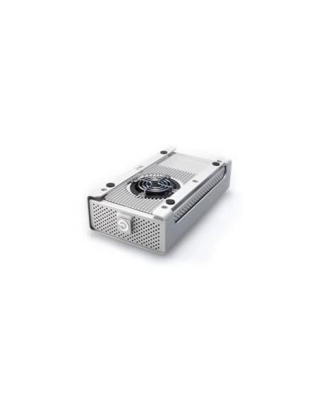 G-Technology G-RAID Mini levyjärjestelmä 1 TB Alumiini G-technology 0G02609 - 2