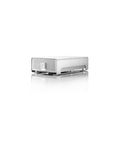 G-Technology G-RAID Mini levyjärjestelmä 1 TB Alumiini G-technology 0G02609 - 6