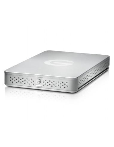 G-Technology G-DRIVE ev ulkoinen kovalevy 500 GB Hopea G-technology 0G02730 - 1