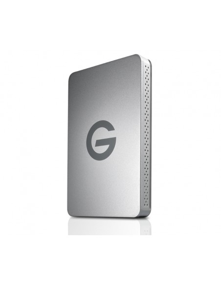 G-Technology G-DRIVE ev ulkoinen kovalevy 500 GB Hopea G-technology 0G02730 - 6