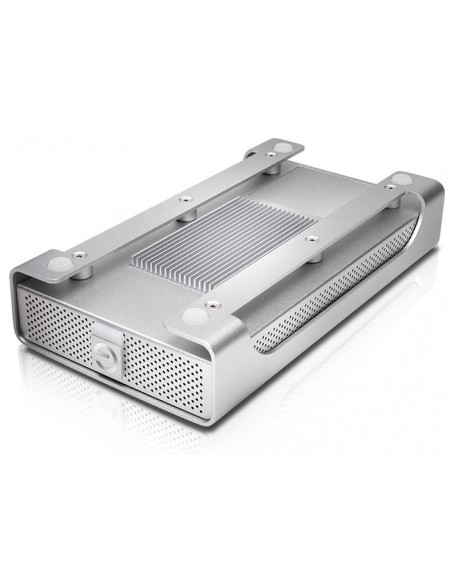 G-Technology G-DRIVE (Gen 6) 4000GB Silver EMEA ulkoinen kovalevy Hopea G-technology 0G02928 - 3