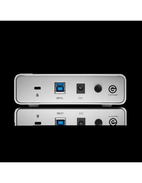 G-Technology G-DRIVE USB ulkoinen kovalevy 4000 GB Hopea G-technology 0G03595-1 - 4