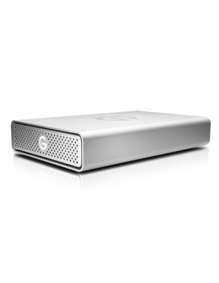 G-Technology G-DRIVE USB ulkoinen kovalevy 4000 GB Hopea G-technology 0G03595-1 - 5
