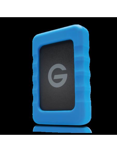 G-Technology G-DRIVE ev RaW ulkoinen kovalevy 1000 GB Musta, Sininen G-technology 0G04102-1 - 3