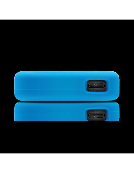 G-Technology G-DRIVE ev RaW ulkoinen kovalevy 500 GB Musta, Sininen G-technology 0G04106 - 7