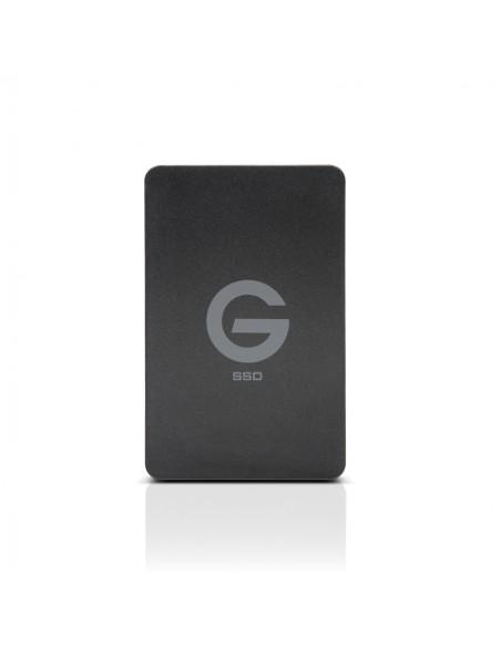 G-Technology G-DRIVE ev RaW ulkoinen kovalevy 500 GB Musta G-technology 0G04756 - 1