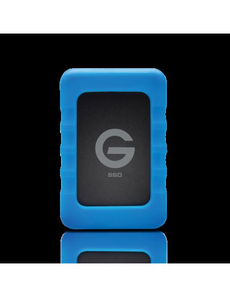 G-Technology G-DRIVE ev RaW ulkoinen kovalevy 500 GB Musta G-technology 0G04756 - 13