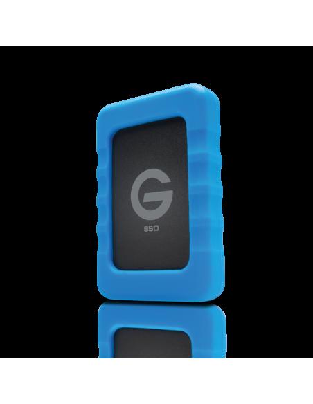 G-Technology G-DRIVE ev RaW ulkoinen kovalevy 1000 GB Musta G-technology 0G04760 - 8