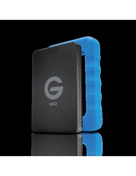 G-Technology G-DRIVE ev RaW ulkoinen kovalevy 1000 GB Musta G-technology 0G04760 - 10
