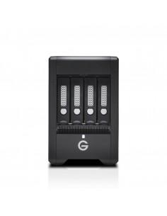 G-Technology G-SPEED Shuttle levyjärjestelmä 4 TB Työpöytä Musta G-technology 0G10525-1 - 1