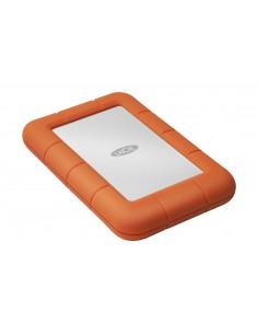 LaCie Rugged Mini ulkoinen kovalevy 4000 GB Oranssi Lacie LAC9000633 - 1
