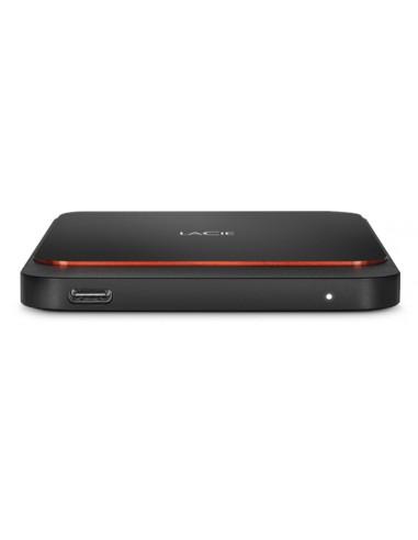 LaCie STHK1000800 ulkoinen SSD 1000 GB Musta, Oranssi Lacie STHK1000800 - 1