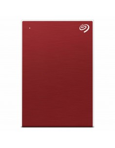 Seagate Backup Plus Slim ulkoinen kovalevy 1000 GB Punainen Lacie STHN1000403 - 1