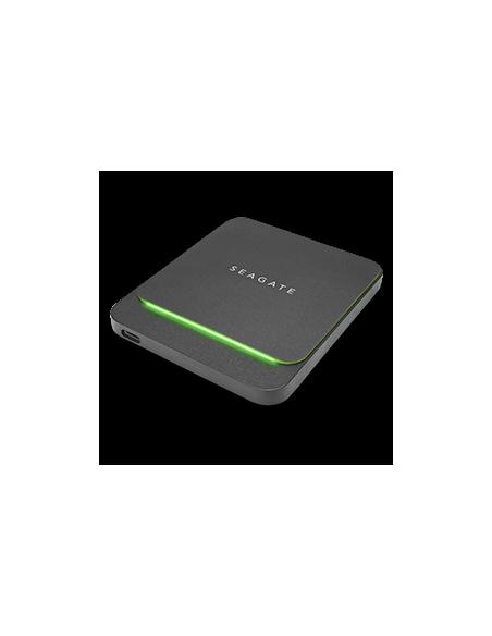 Seagate BarraCuda Fast 500 GB Musta Lacie STJM500400 - 2