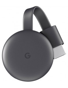Google Chromecast 3 äly-tv mokkula Full HD HDMI Hiili Google GA00439-DE - 1