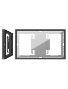 """SMS Smart Media Solutions 43L/P Casing Wall G2 BL 109.2 cm (43"""") Black Sms Smart Media Solutions 701-002-12 - 1"""