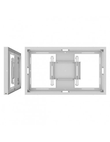 """SMS Smart Media Solutions 43L/P Casing Wall G1 WH 109.2 cm (43"""") Vit Sms Smart Media Solutions 701-002-41 - 1"""