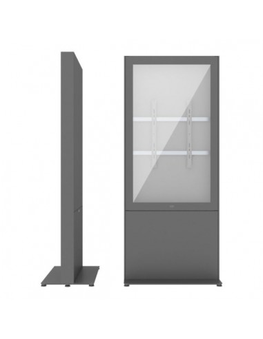 """SMS Smart Media Solutions 43P Casing Freestand Storage G2 DG 109.2 cm (43"""") Grey Sms Smart Media Solutions 702-007-22 - 1"""