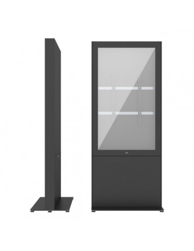"""SMS Smart Media Solutions 55P Casing Freestand Storage G2 BL 139.7 cm (55"""") Svart Sms Smart Media Solutions 702-009-12 - 1"""
