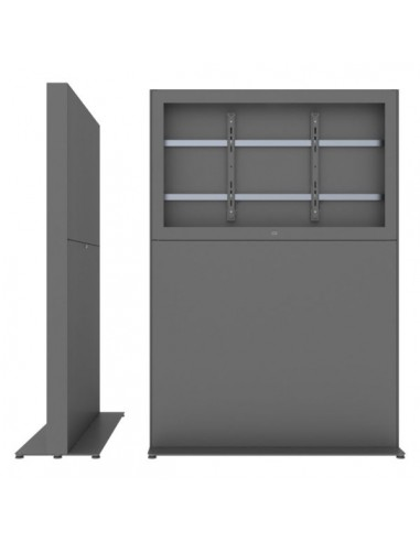 """SMS Smart Media Solutions 43L Casing Freestand Storage G1 DG 109.2 cm (43"""") Grey Sms Smart Media Solutions 702-010-21 - 1"""