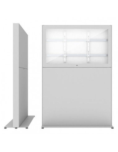 """SMS Smart Media Solutions 43L Casing Freestand Storage G2 WH 109.2 cm (43"""") White Sms Smart Media Solutions 702-010-42 - 1"""
