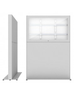 """SMS Smart Media Solutions 49L Casing Freestand Storage G2 WH 124.5 cm (49"""") White Sms Smart Media Solutions 702-011-42 - 1"""
