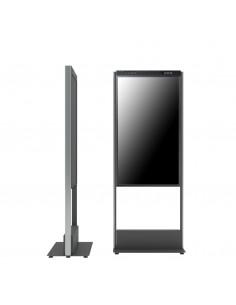 "SMS Smart Media Solutions K706-004-6 signage display mount 139.7 cm (55"") Black Sms Smart Media Solutions K706-004-6 - 1"