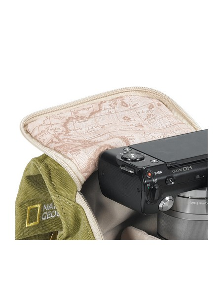 National Geographic Earth Explorer Kotelo Beige National Geographic NG 2342 - 5